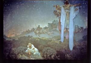 Alphonse Mucha - Slav Destanı - no1