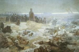 Alphonse Mucha - Slav Destanı - no10