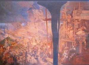 Alphonse Mucha - Slav Destanı - no14