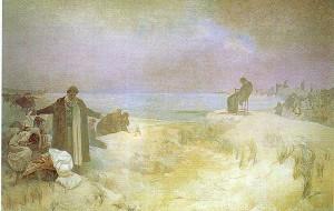 Alphonse Mucha - Slav Destanı - no16