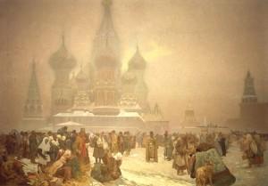 Alphonse Mucha - Slav Destanı - no19