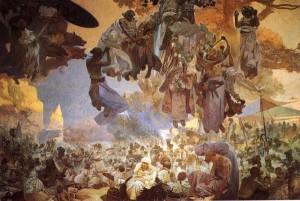 Alphonse Mucha - Slav Destanı - no2