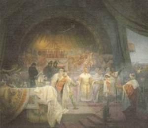 Alphonse Mucha - Slav Destanı - no5