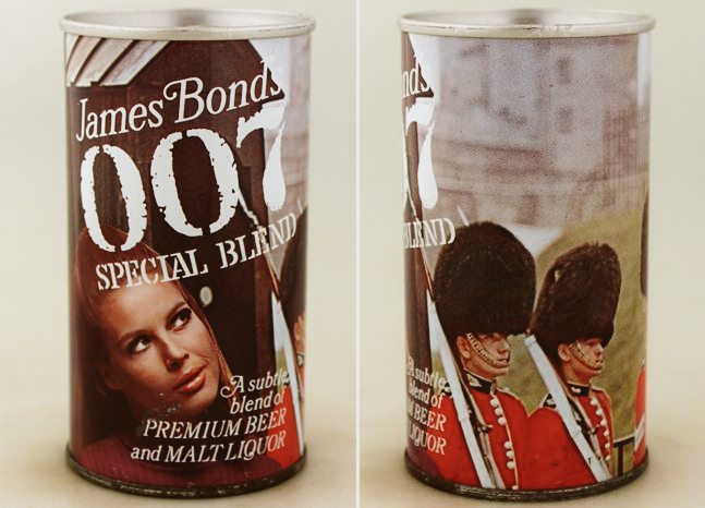 James Bond Special Blend
