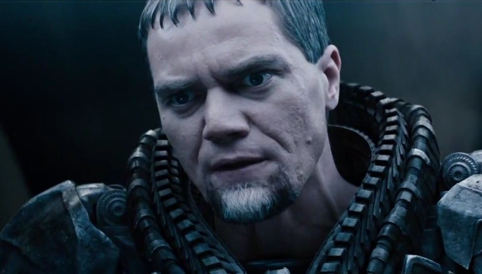 Michael Shannon - Man of Steel - 2013