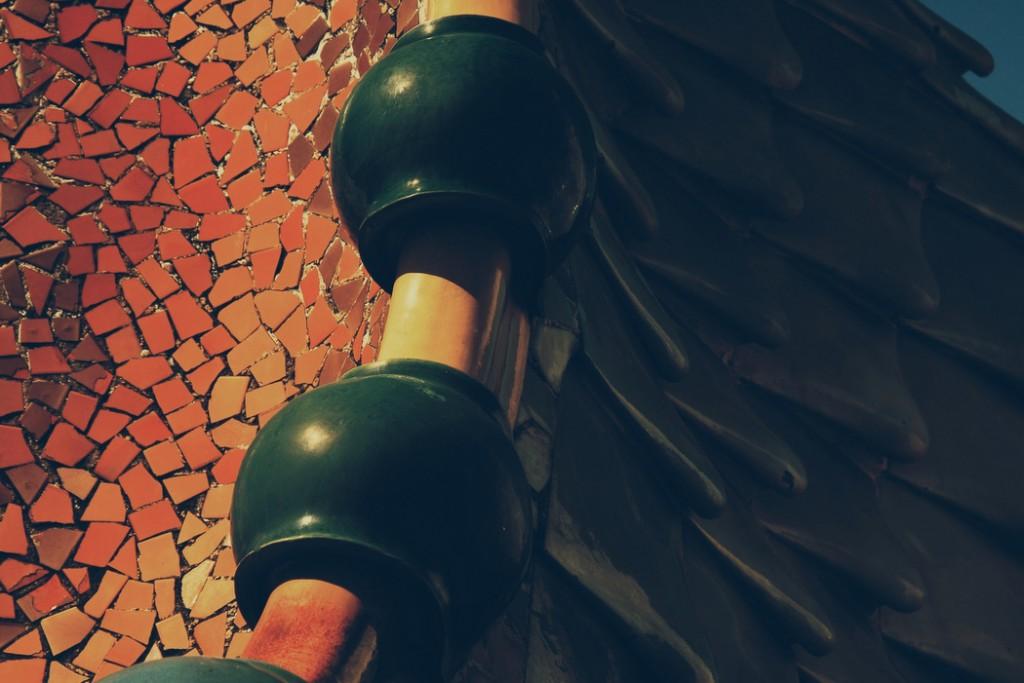Casa Battlo - Barselona - Antoni Gaudi Fotoğraf : Oylum Yüksel