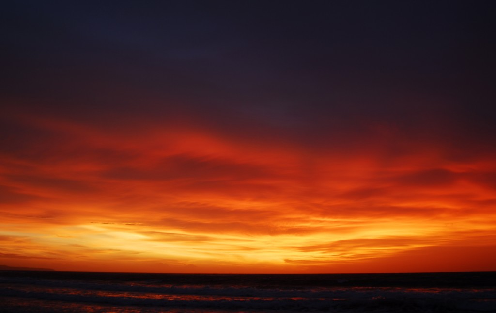 Kuta Beach - Bali - Endonezya   Fotoğraf : Oylum Yüksel