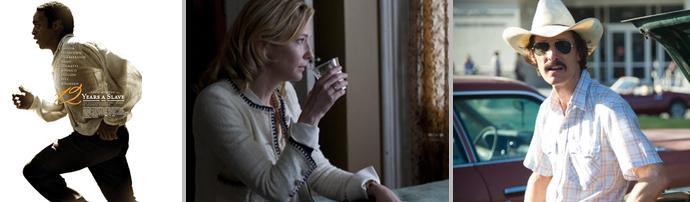 12 Years a Slave - Cate Blanchett - Matthew McConaughey