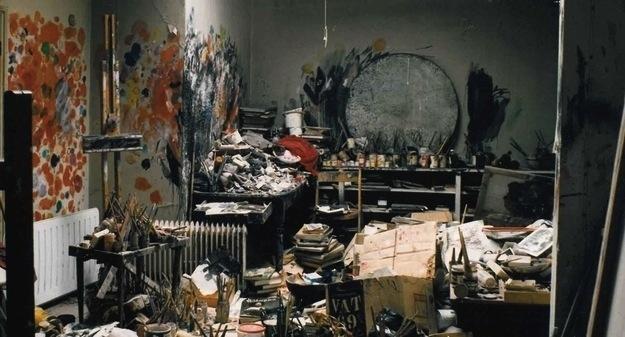 Francis Bacon, ressam