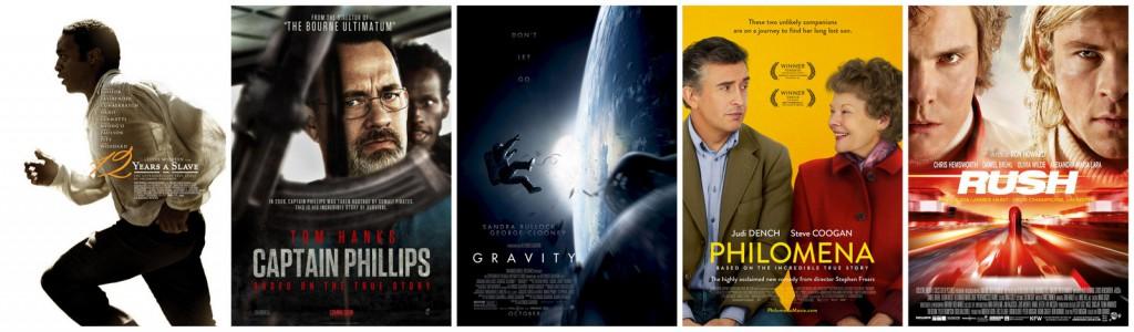 """En iyi film """"Drama"""" adayları"""