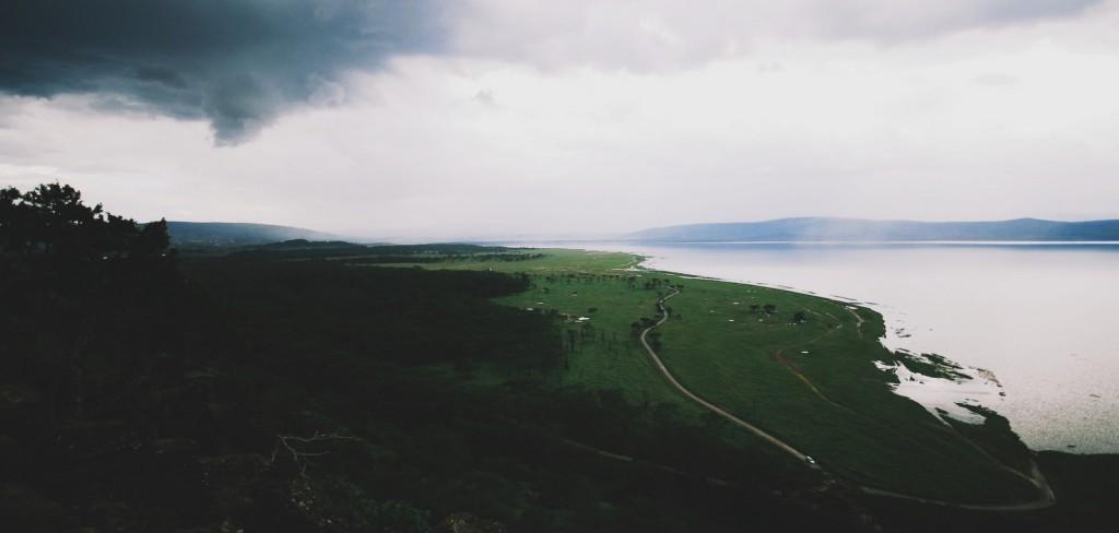Lake Nakuru - Nakuru Gölü - Kenya - Pelikan - Baboon Cliff - 2010  Fotoğraf :  Oylum Yüksel