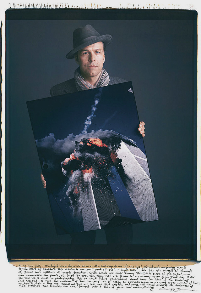 Lyle Owerko - 11 Eylül İkiz Kuleler