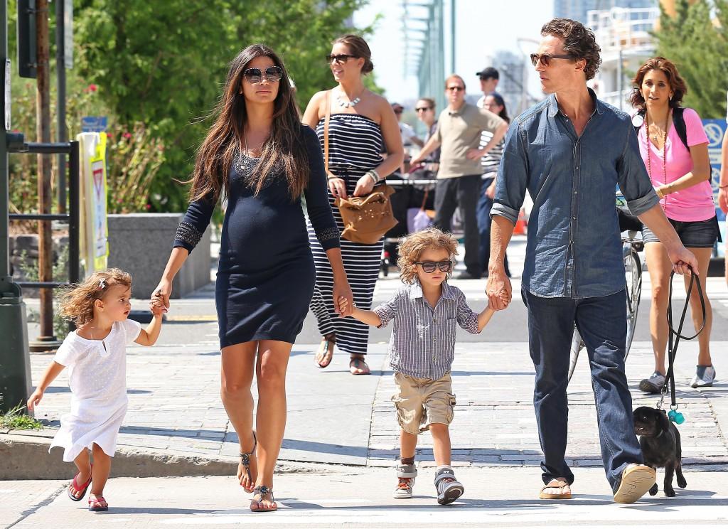 McConaughey Ailesi