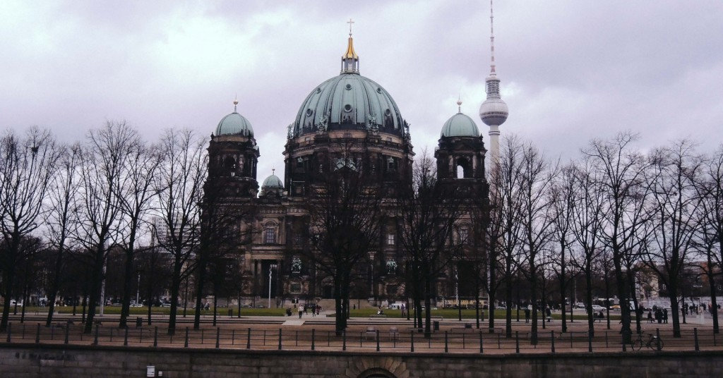 Deutsches Historisches Museum'dan Katedral