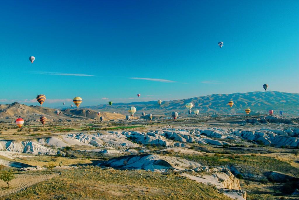 Kapadokya, Nisan 2014, fotoğraf Oylum Yüksel