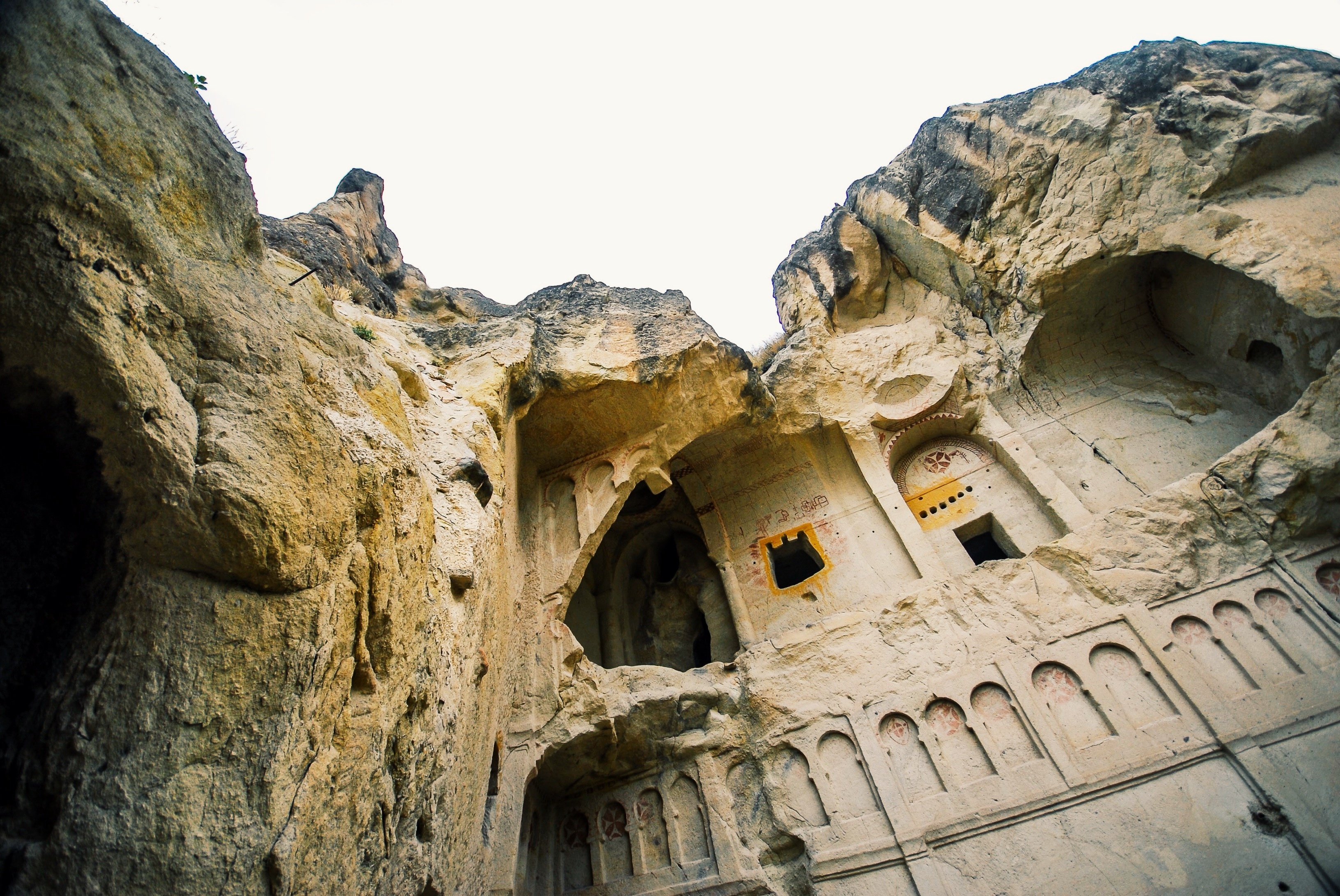 Kapadokya, Karanlık Kilise, Eylül 2013 fotoğraf Onur ...