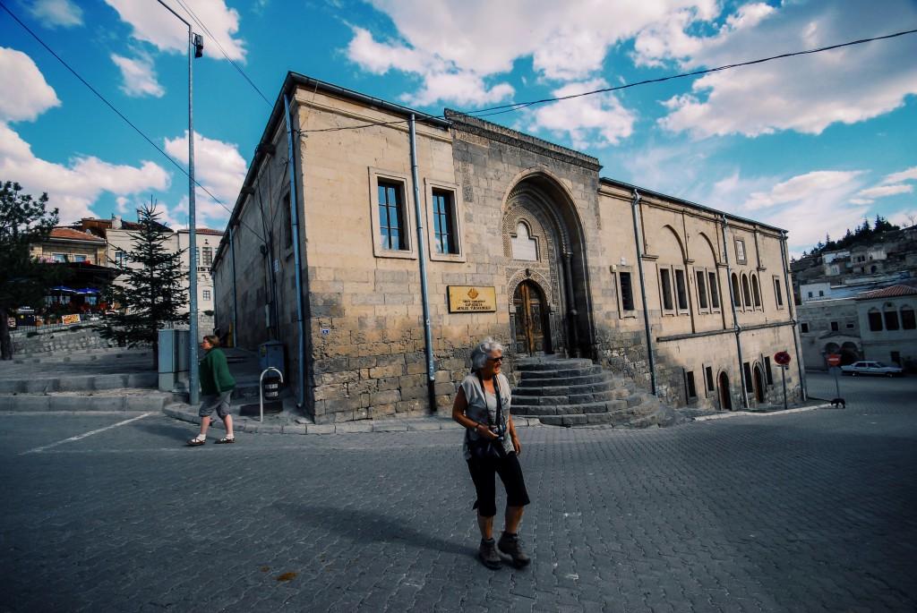 Kapadokya, Mustafapaşa, Nisan 2014, fotoğraf Oylum Yüksel