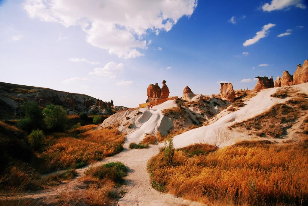 Kapadokya, Devrent Vadisi, Eylül 2013 fotoğraf Oylum Yüksel