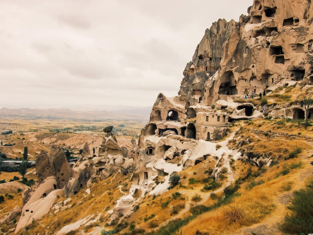 Kapadokya, Zelve, Eylül 2013 fotoğraf Onur Yüksel