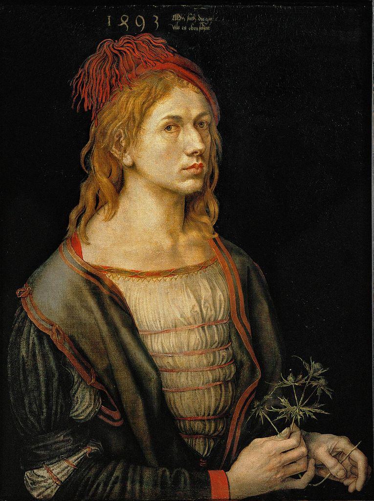 Albrecht Dürer Hayatı Ve Resimleri