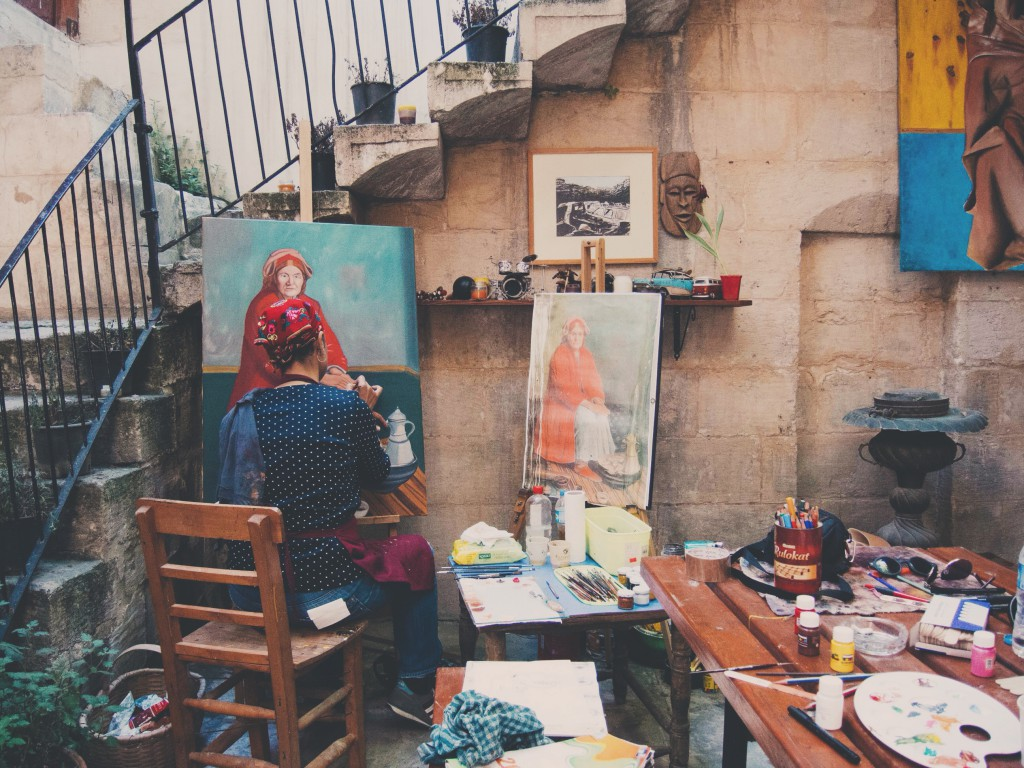 Gaziantep - Bey Mahallesi'nde Sanat Galerisi - Fotoğraf : Onur Yüksel