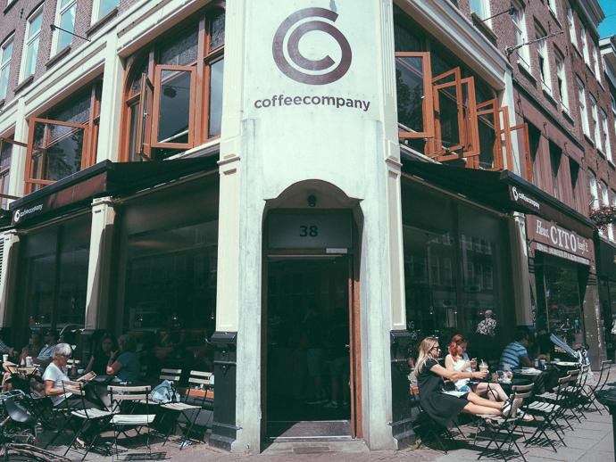 Coffee Company - Temmuz 2014
