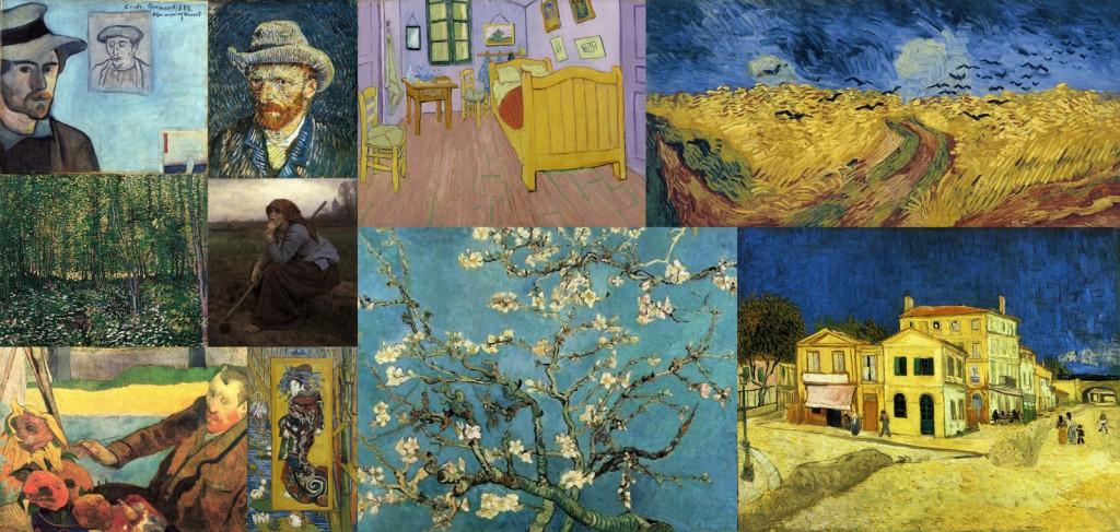 Van Gogh Müzesi'nde bu resimleri görmeli