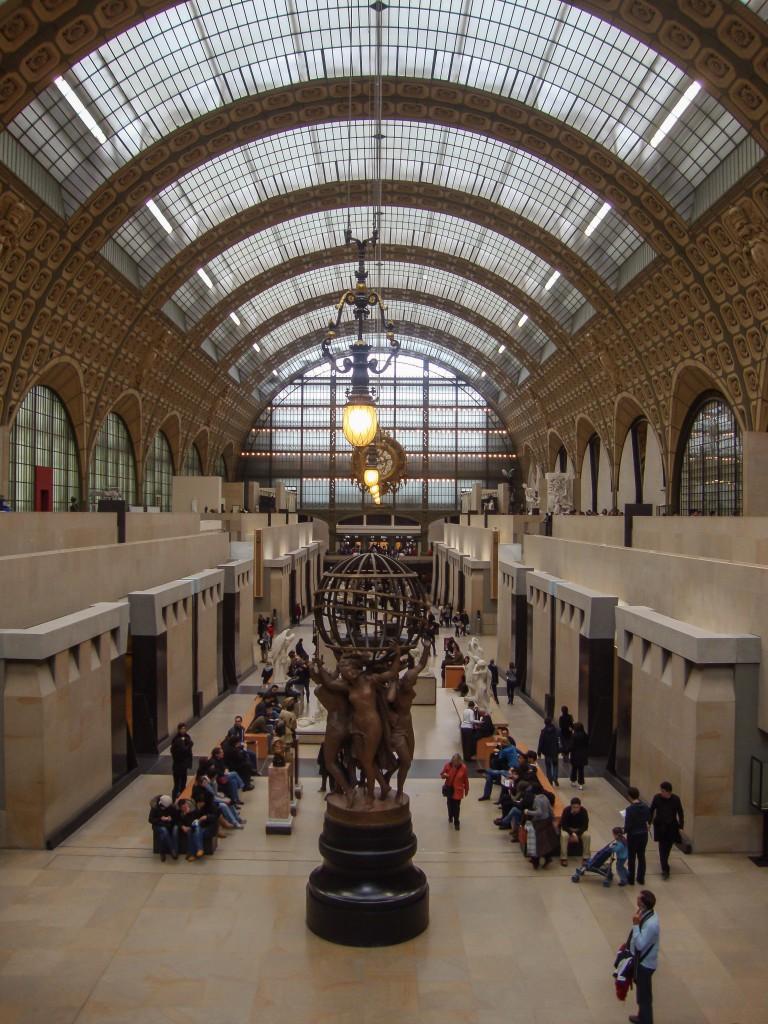 Orsay Müzesi, Paris, 2010 Fotoğraf : Oylum Yüksel