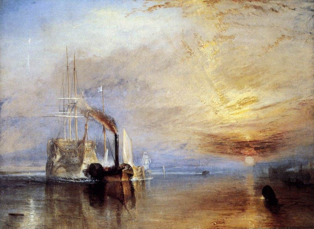 Turner The Fighting Temeraire