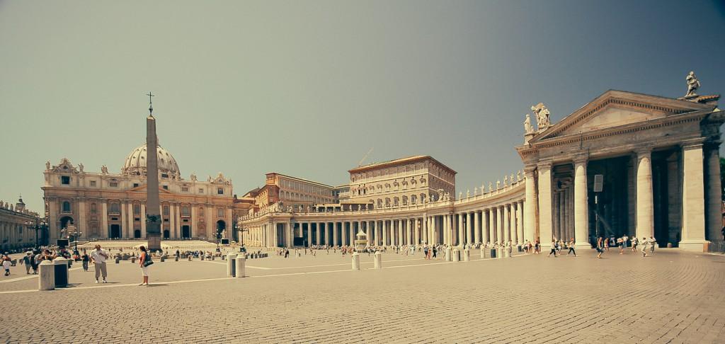 St. Peter's Meydanı - 2007