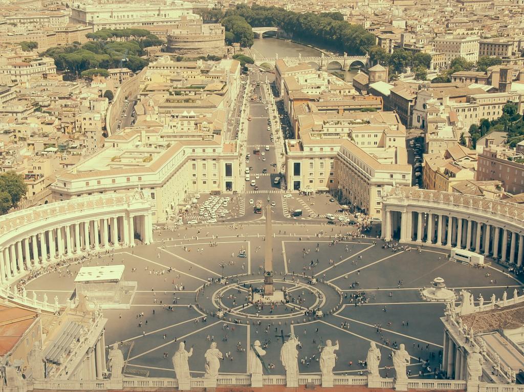St. Peter's Meydanı - 2014