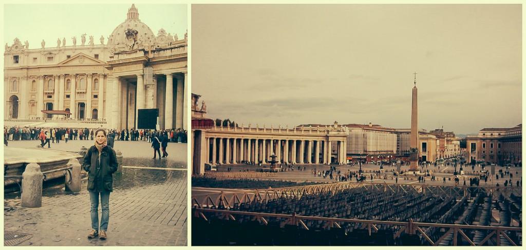 2004'te Vatikan, ayin sonrası meydan boşalıyor