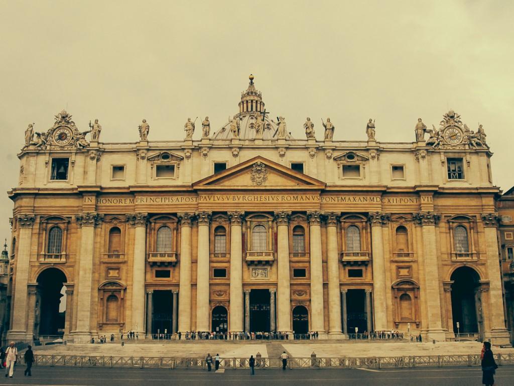 St. Peter's Bazilikası - 2009