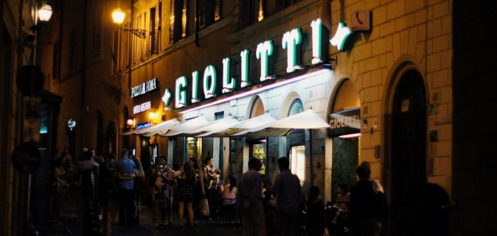 Giolitti - Roma Fotoğraf : Onur Yüksel