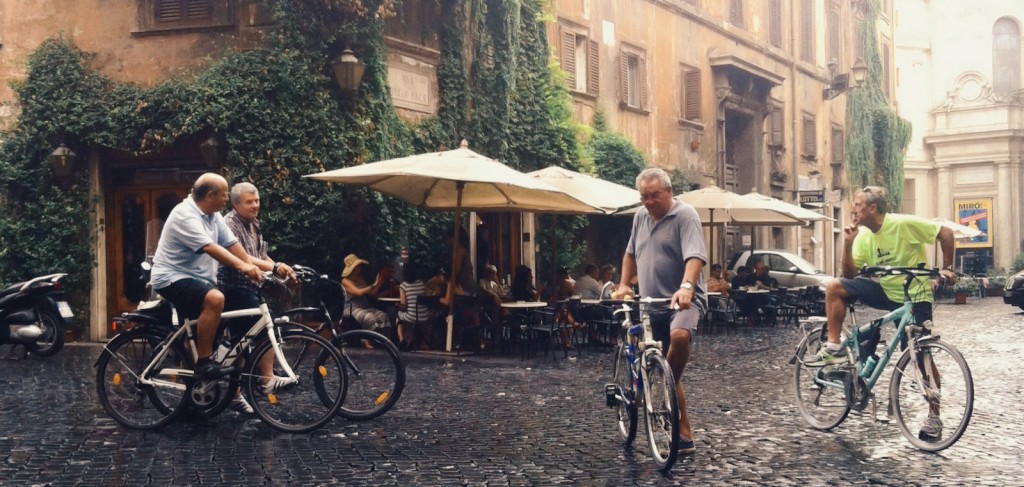 Pace - Roma Fotoğraf : Oylum Yüksel