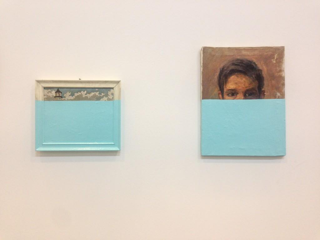 Antivegetativa serisinden 2 isimsiz resim (2013) – Davide D'elia