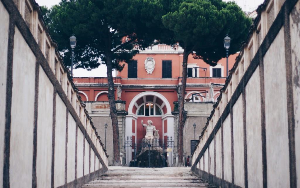 Palazzo Barberini'