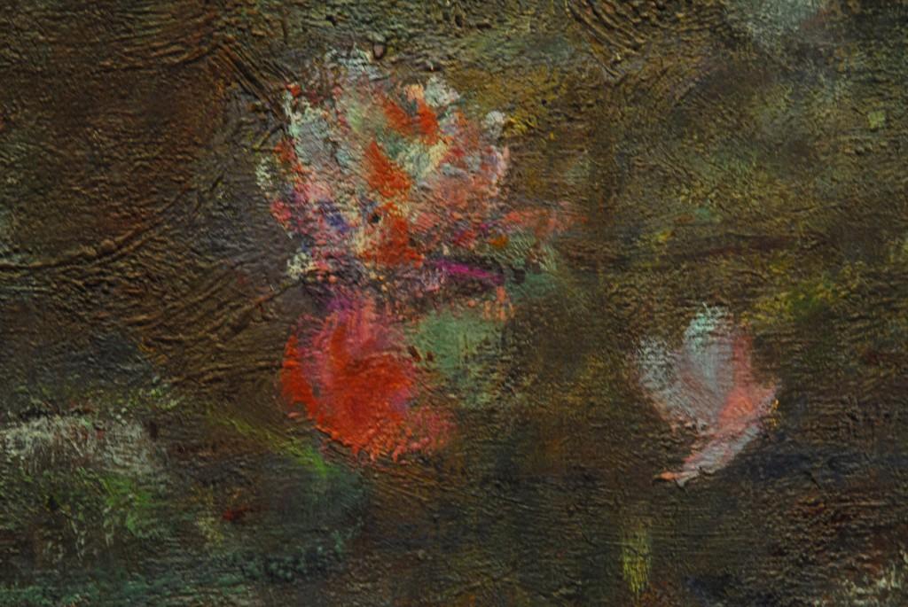 Monet yakın çekim, fotoğraf Oylum Yüksel 2008