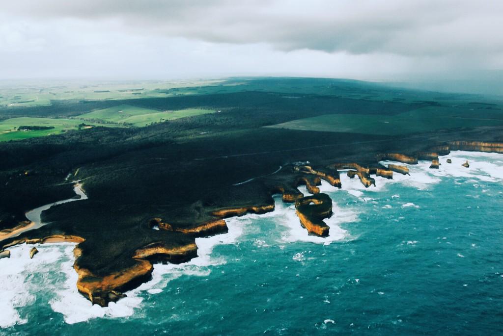 12 Apostles - Great Ocean Road - Avustralya - Baya iyi.com