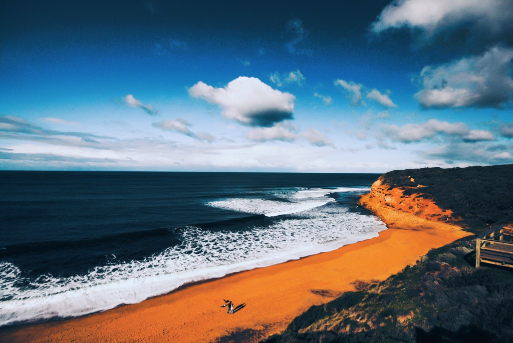 Bells Beach - Great Ocean Road - Avustralya - Baya iyi.com