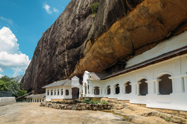 Dambulla Tapınakları