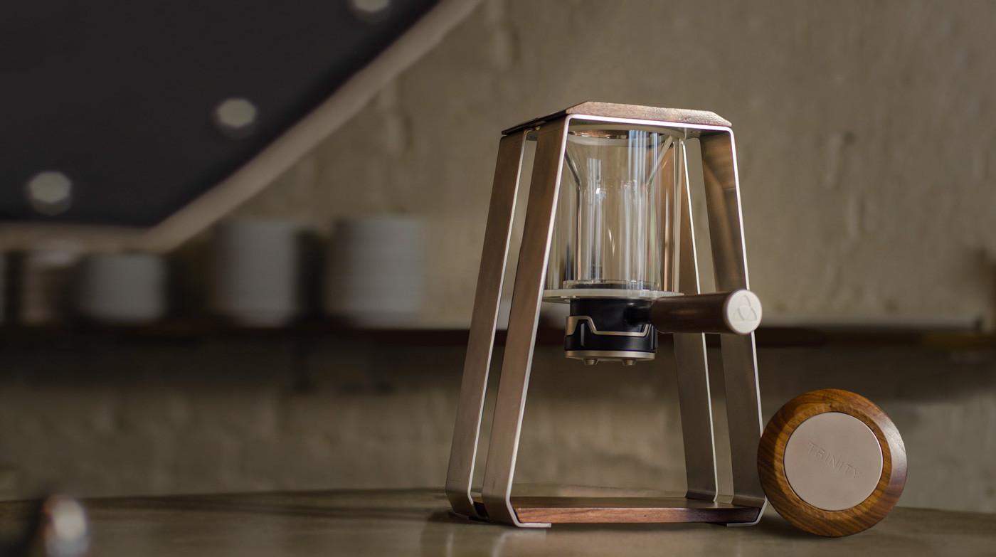 TRINITY-ONE-Kahve-makinası-baya-iyi