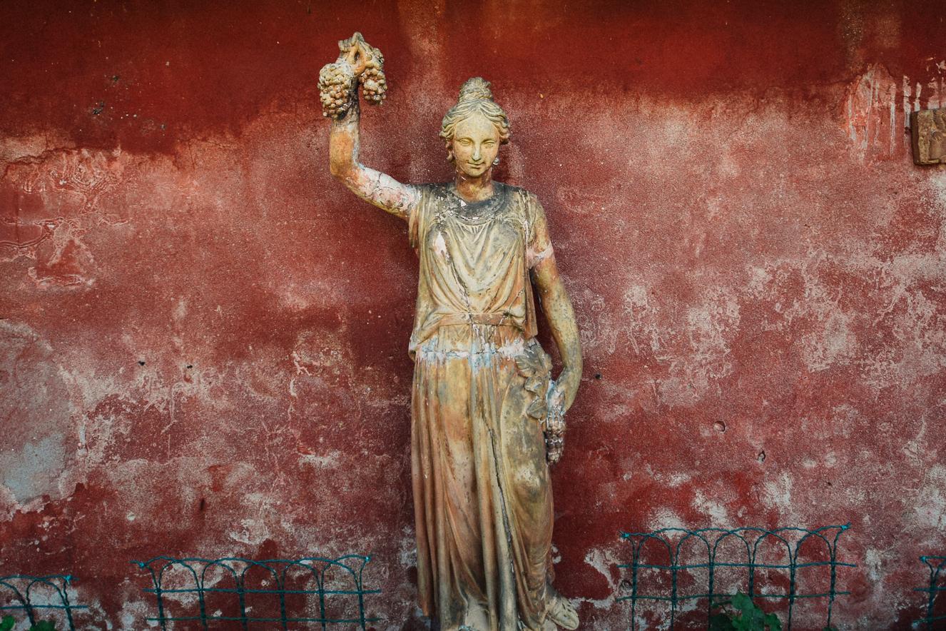 Antichità Arredi D'Arte arka bahçesi, Torcello