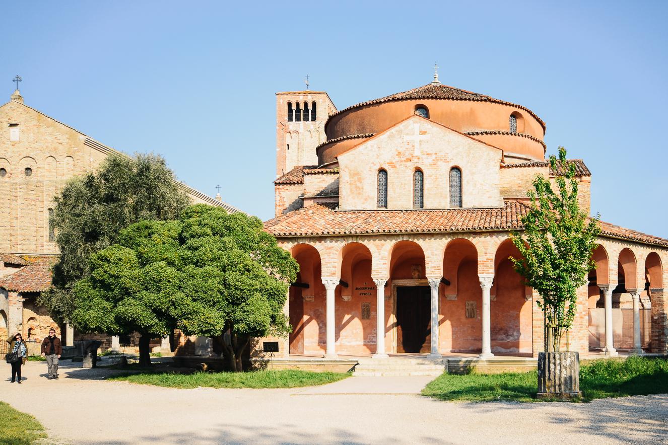 Santa Fosca Kilisesi, Torcello