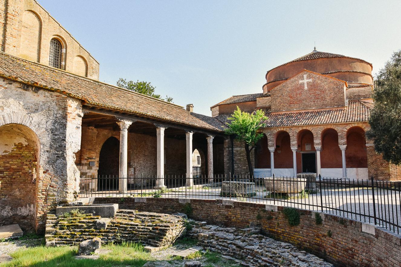 Santa Maria Assunta Katedrali ve Santa Fosca Kilisesi, Torcello