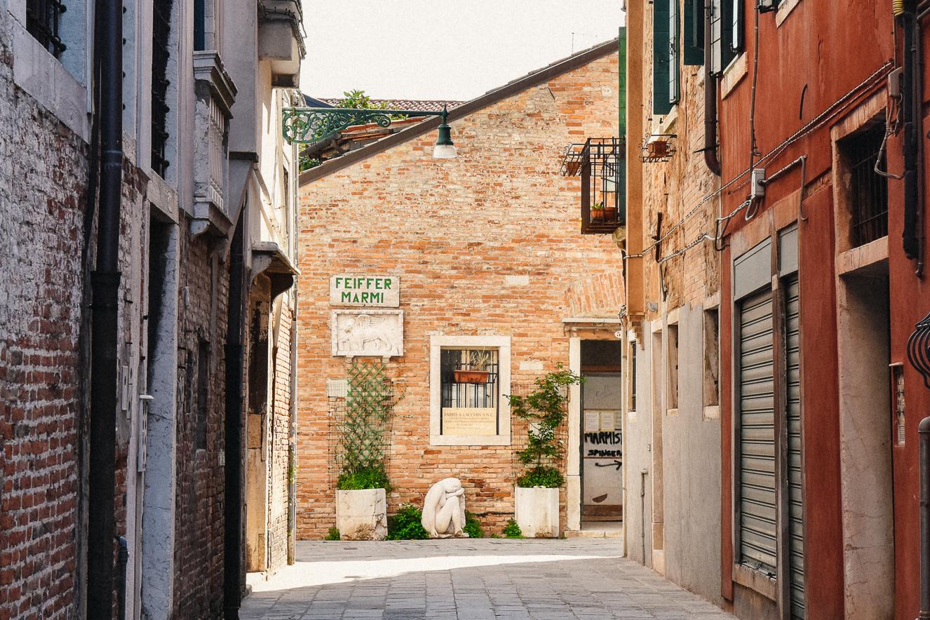 Cannaregio Mahallesi, Venedik