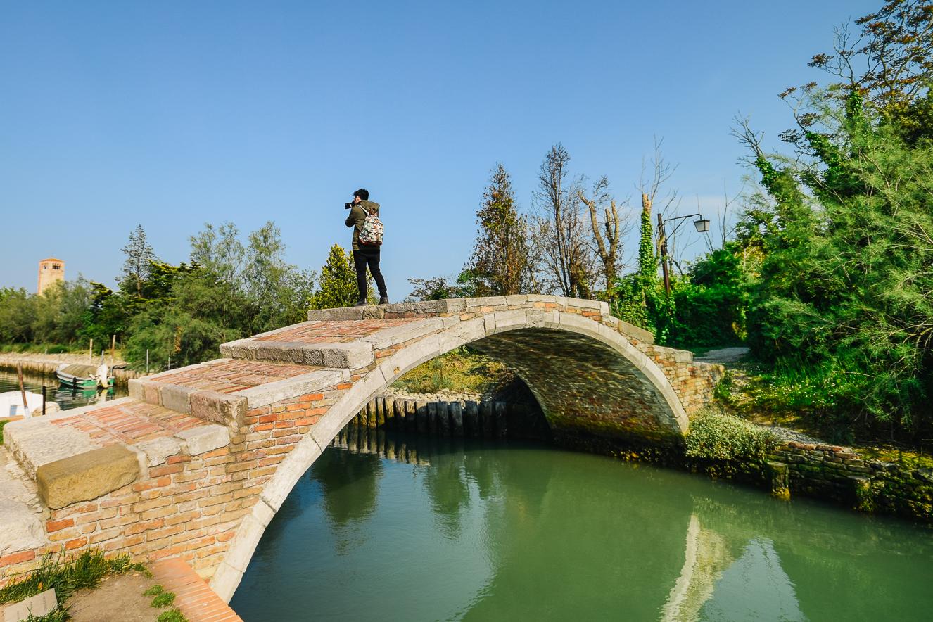 Şeytan Köprüsü, Torcello