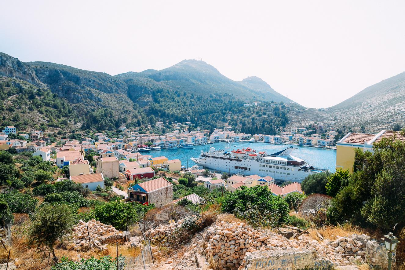 Kale'den Meis Limanı