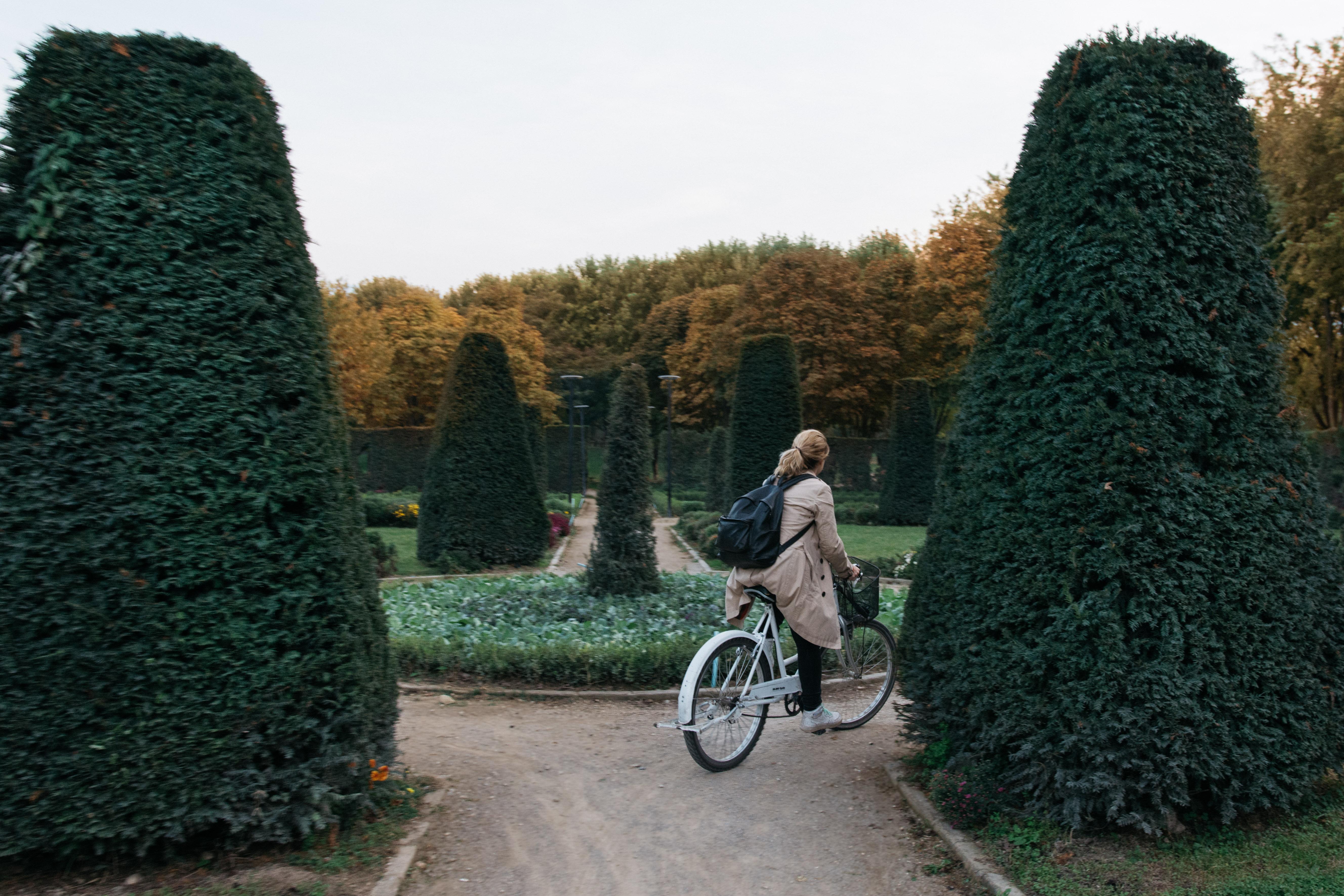 Soğanlı Botanik Parkı'nda Fransız Bahçesi