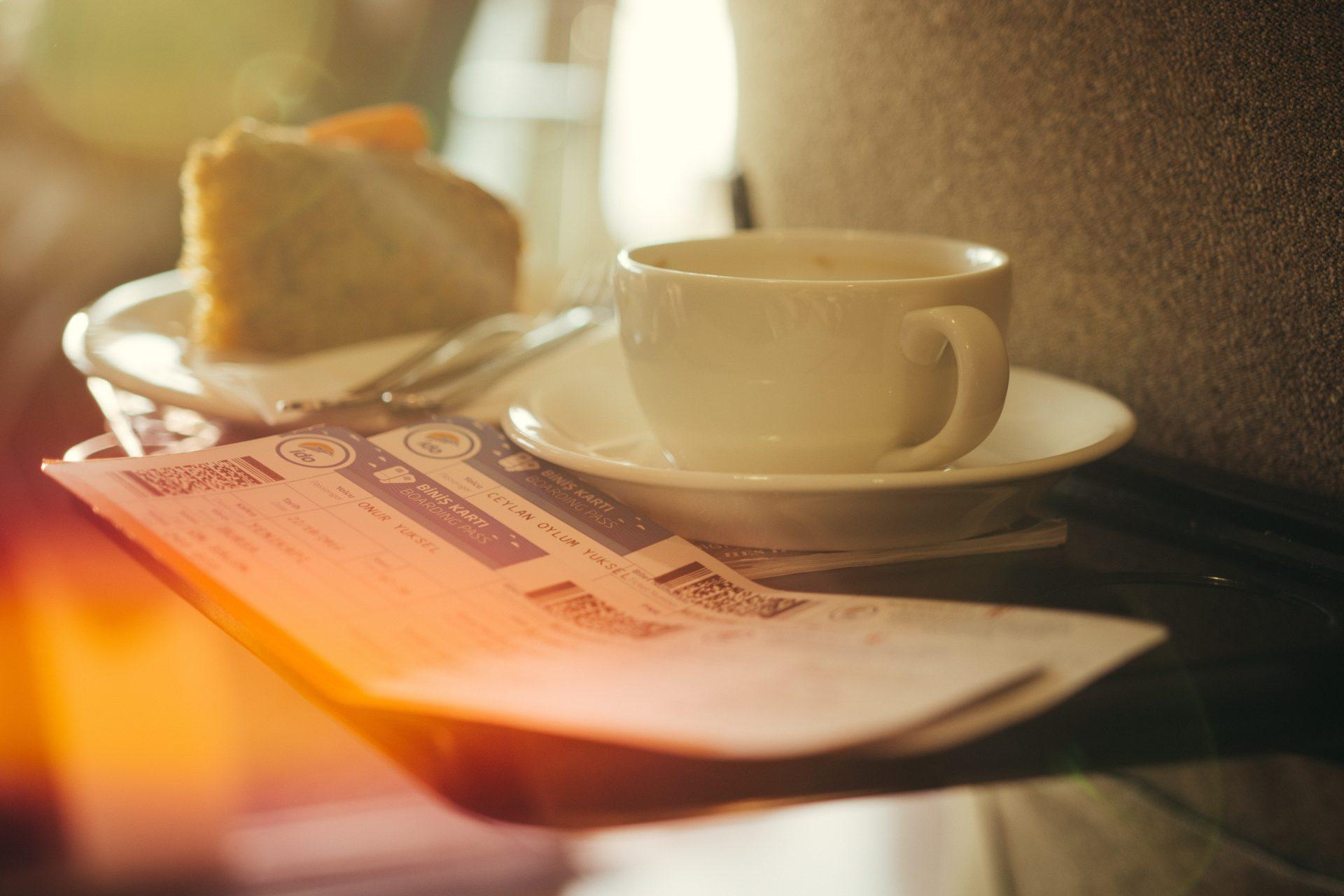 Günün ilk kahvaltısı İDO'da
